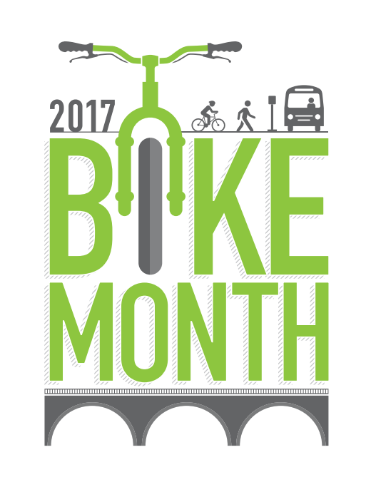 Bike to Work Day is quickly approaching!