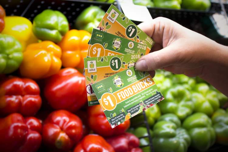 Double Up Food Bucks program awarded USDA grant