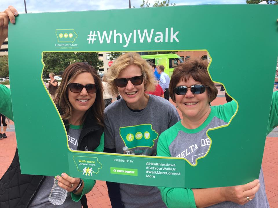 Registration for 2018 Healthiest State Annual Walk now open!