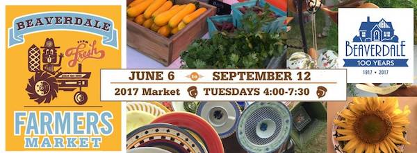 Farmers Market Spotlight: Swing by Beaverdale!