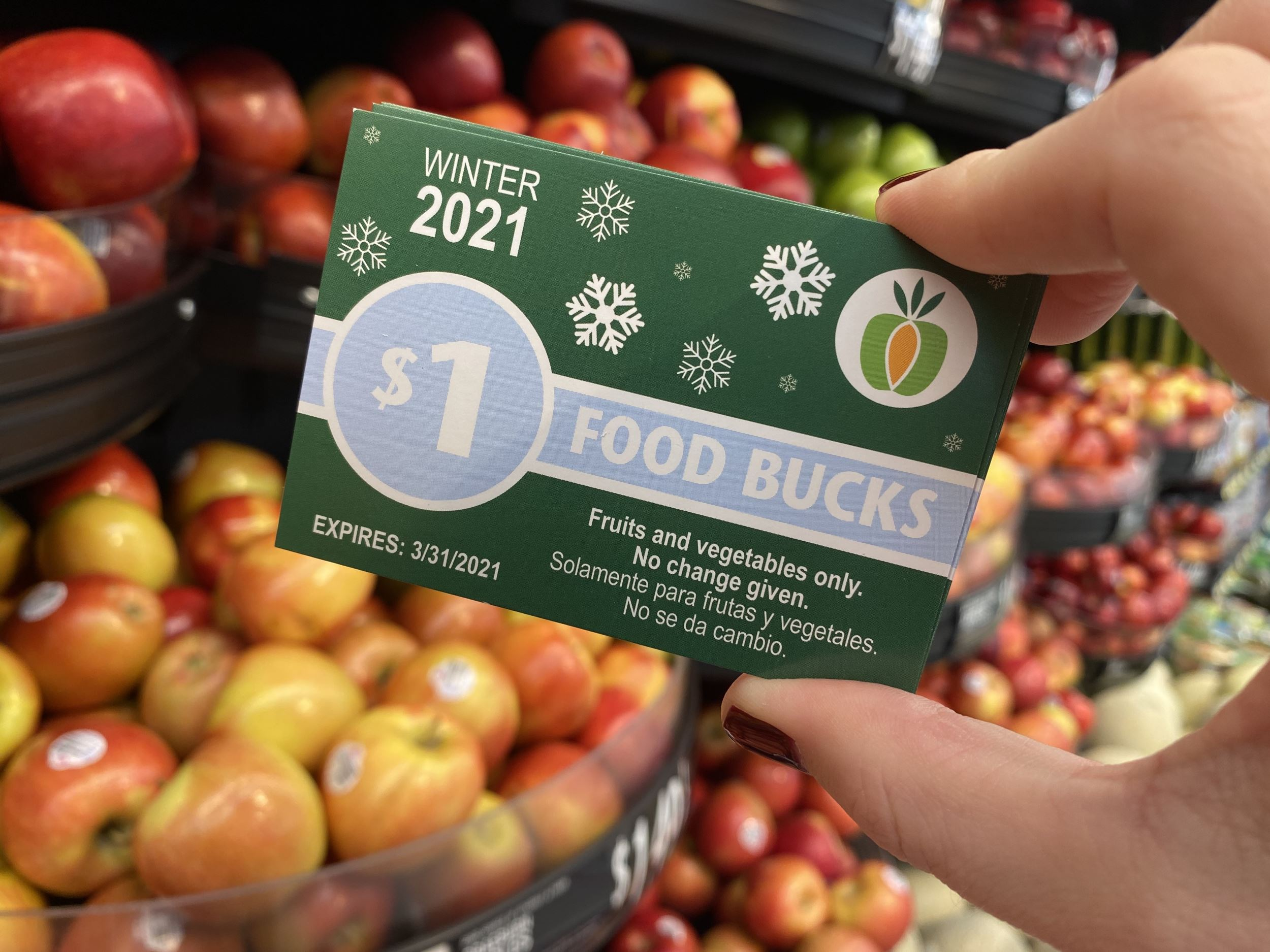 How Double Up Food Bucks fights food insecurity