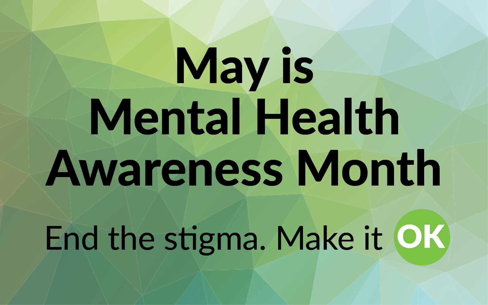 Mental Health Awareness Month 2021 Toolkit
