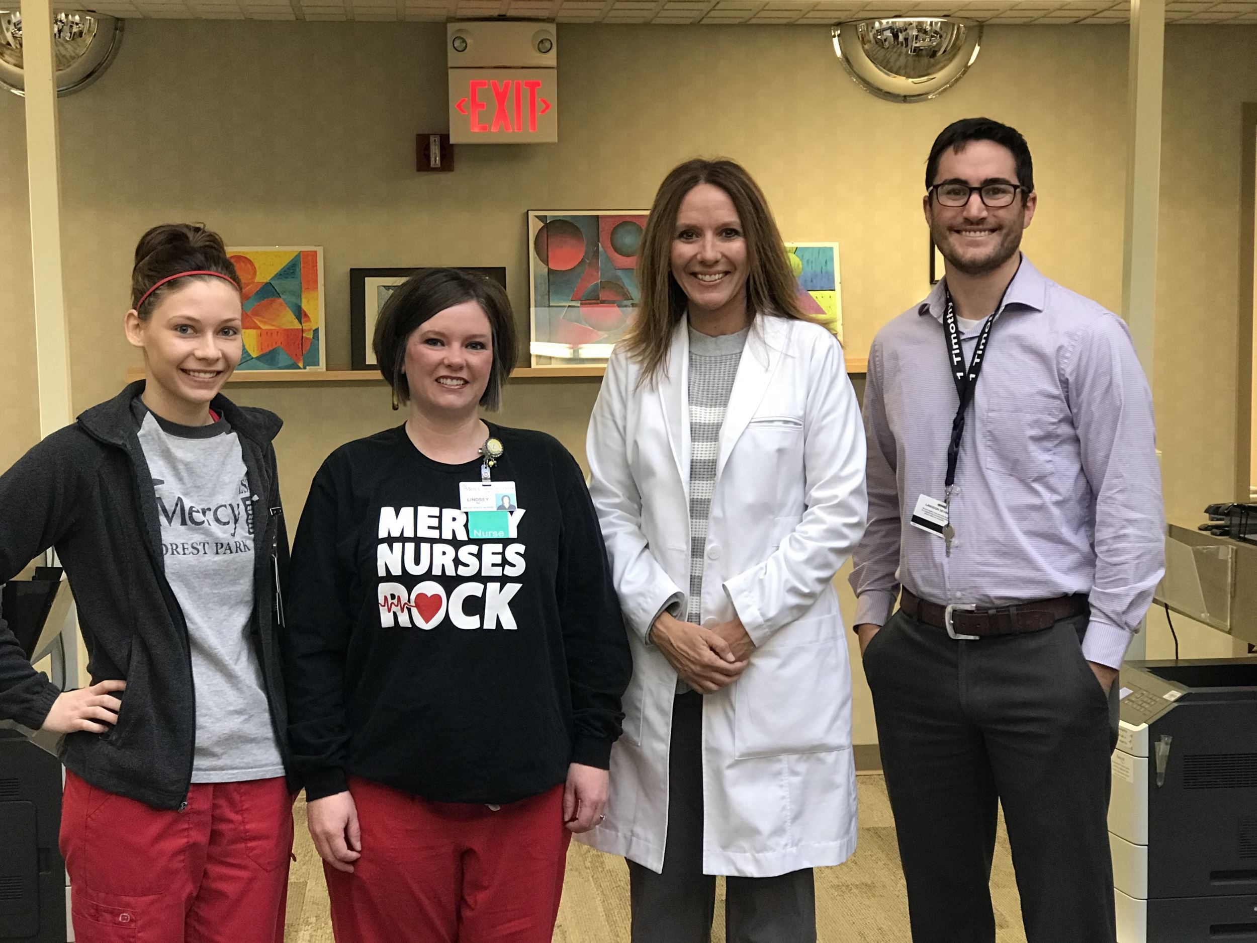 5-2-1-0 Clinic Spotlight: Mercy Family Clinic Forest Park in Mason City