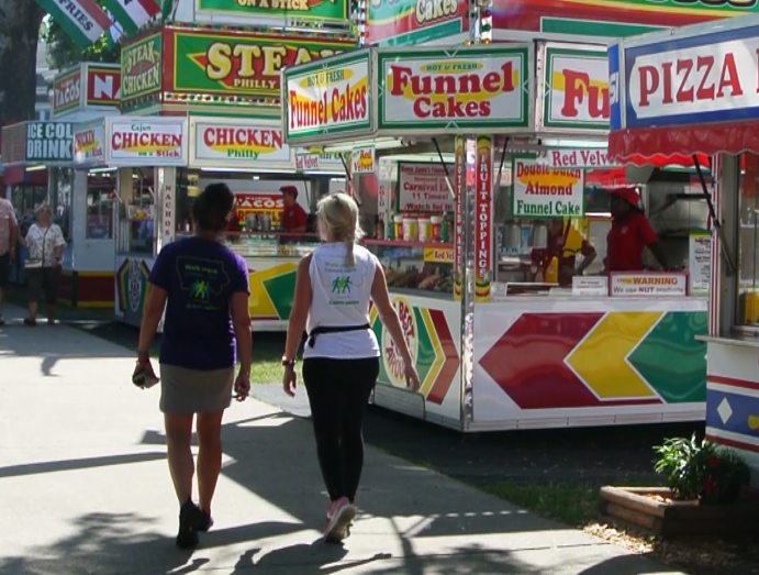 VIDEO: Healthy (and tasty!) food at the Iowa State Fair