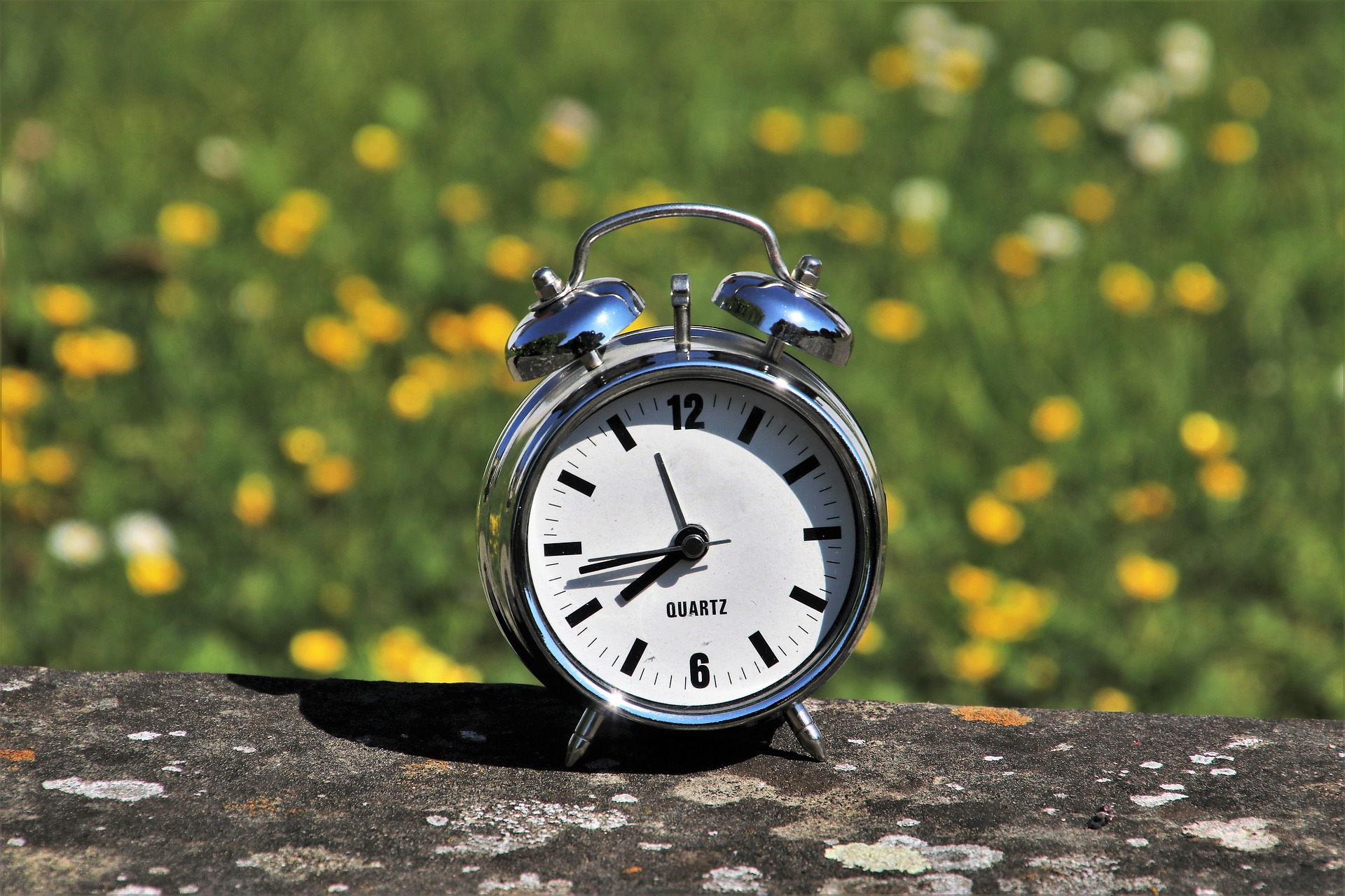 Don't let Daylight Saving Time get you down