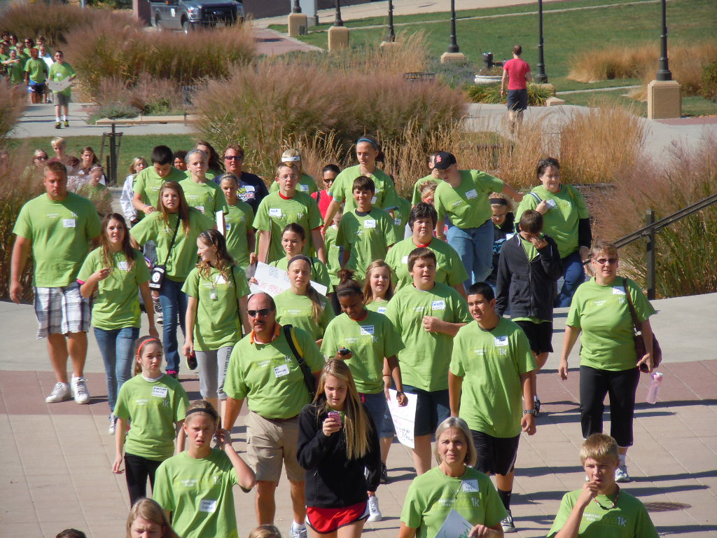 From the Vault: 10 years of the Healthiest State Annual Walk