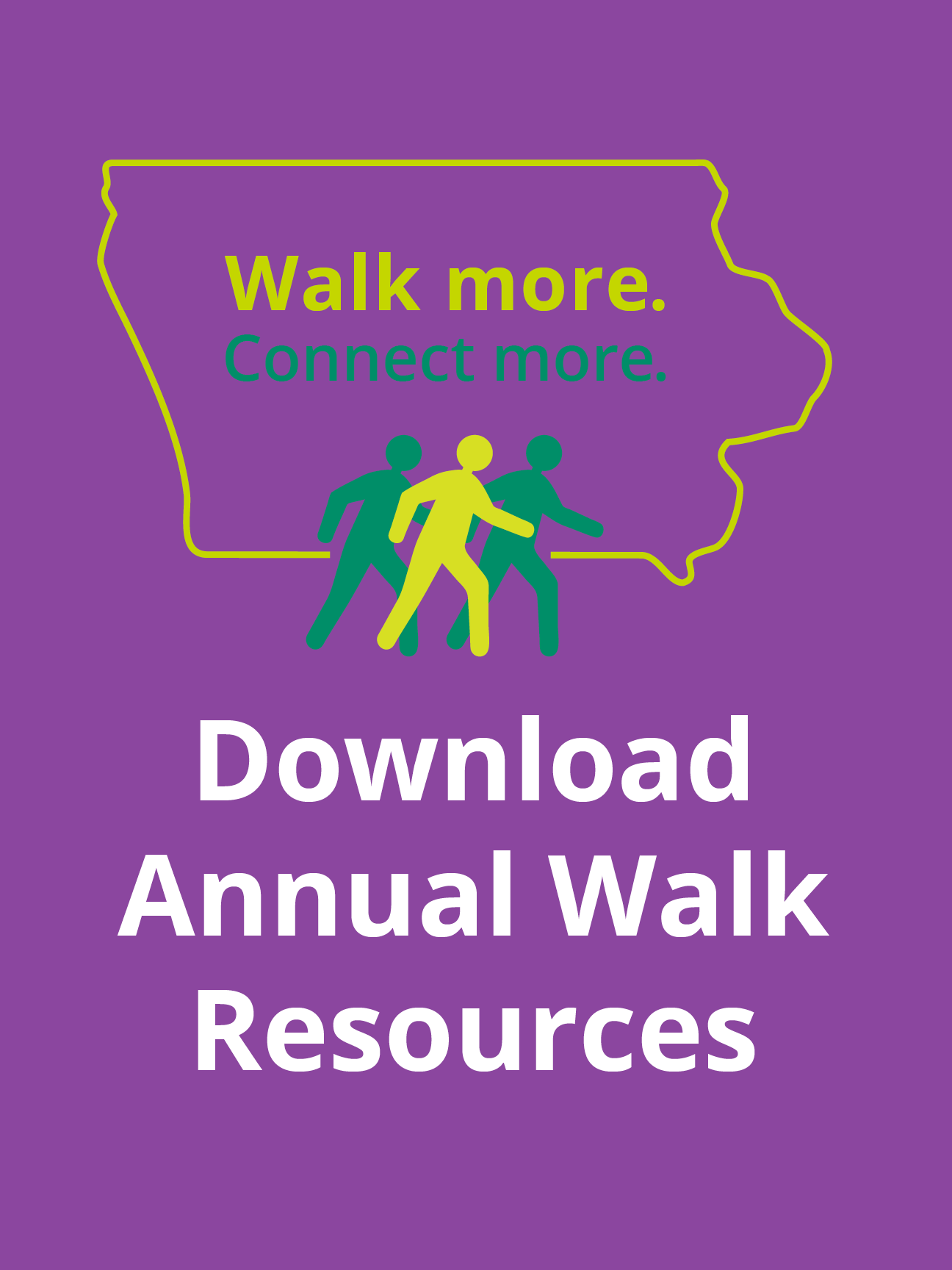 Download Annual Walk Resources
