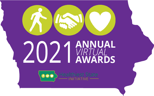 2021 Healthiest State Annual Awards finalists announced