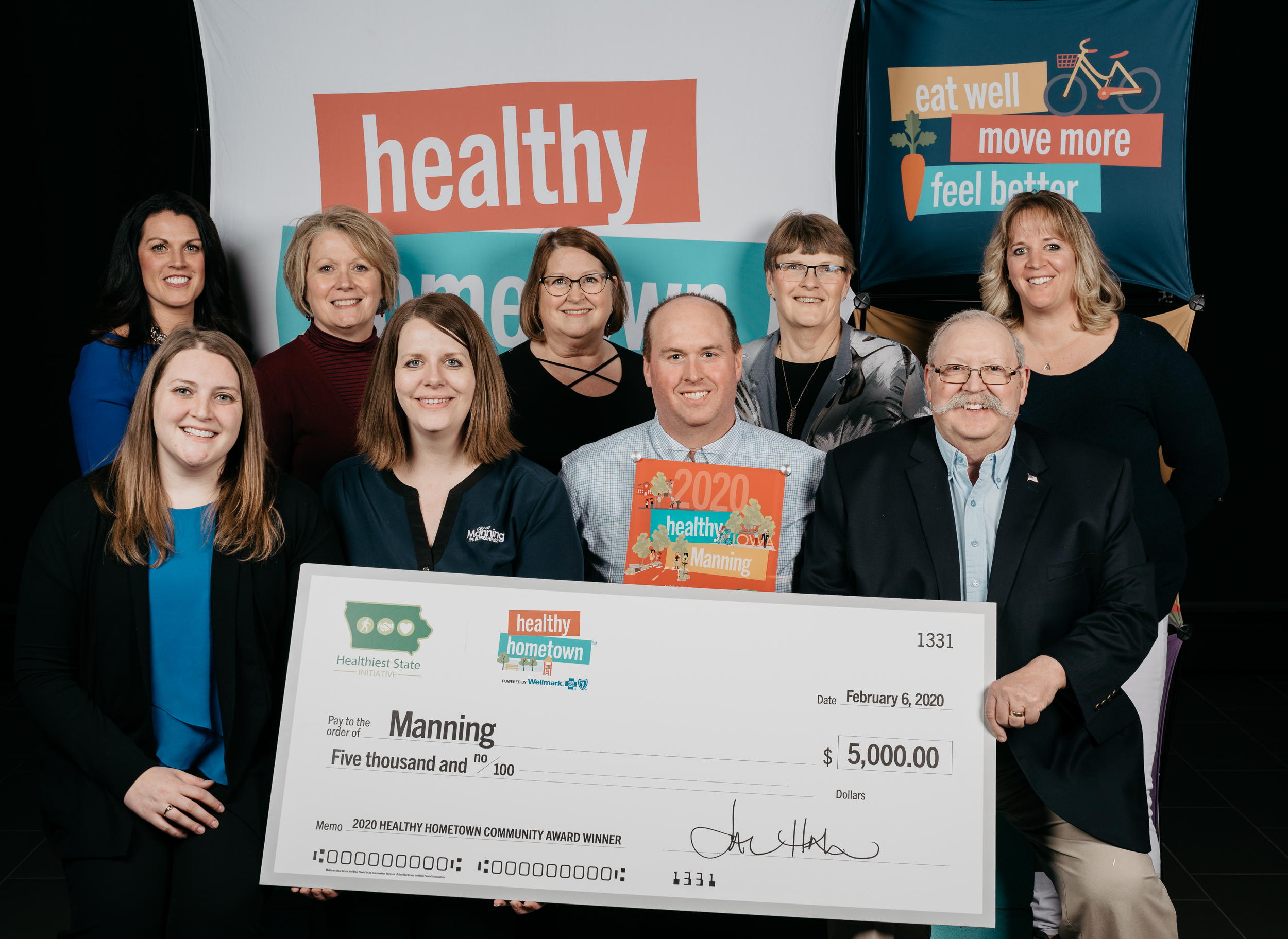 2020 Healthiest State Annual Award winners announced