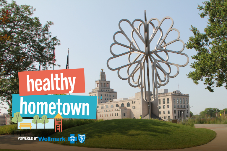 Cedar Rapids' Healthy Hometown success story