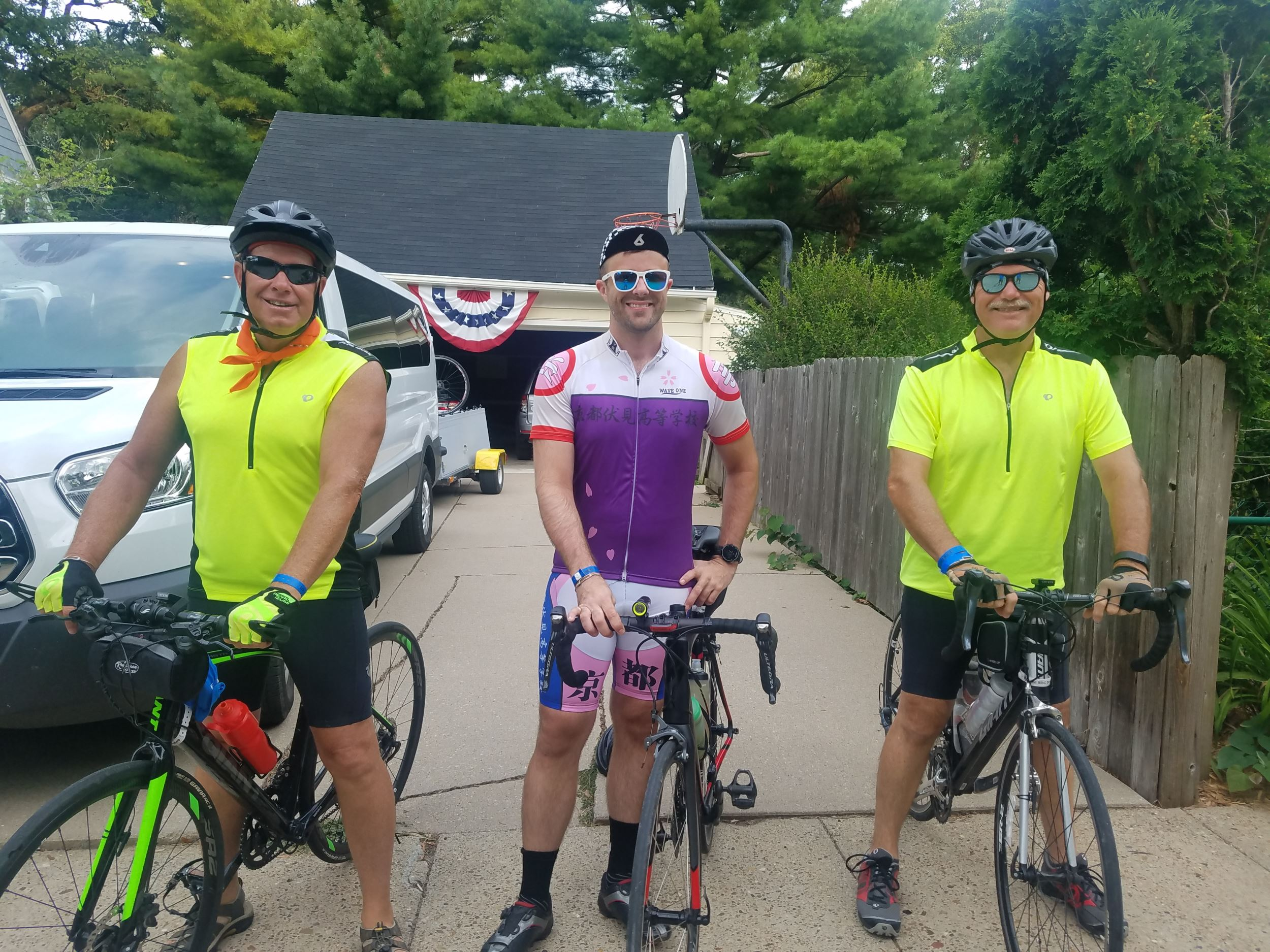 A journey from cardiac arrest to RAGBRAI