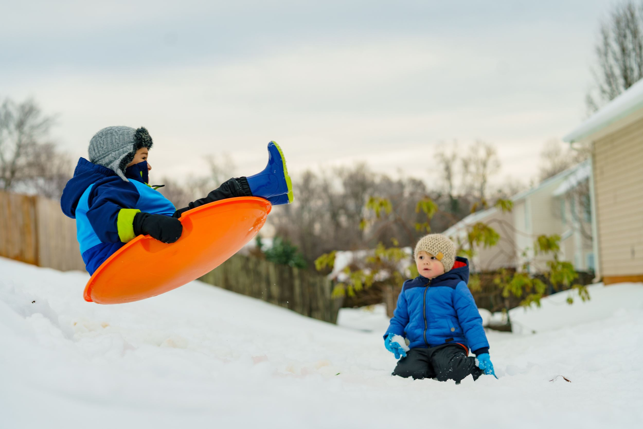 3 fun outdoor winter activities for kids