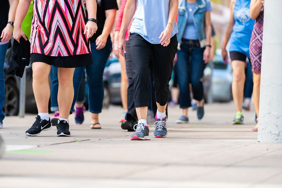 How a more walkable environment can help you move more